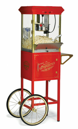 How To Use Old Fashioned Popcorn Maker